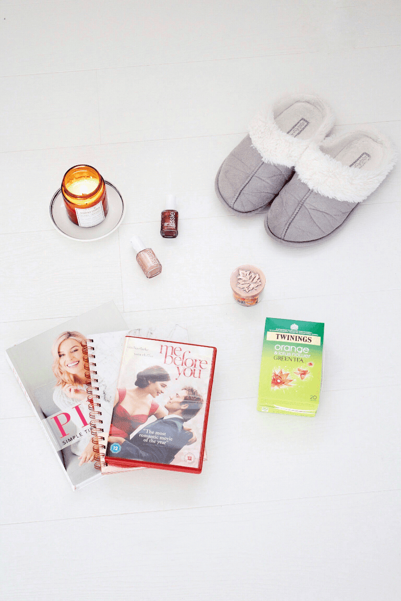 Autumn Pamper Evening Essentials