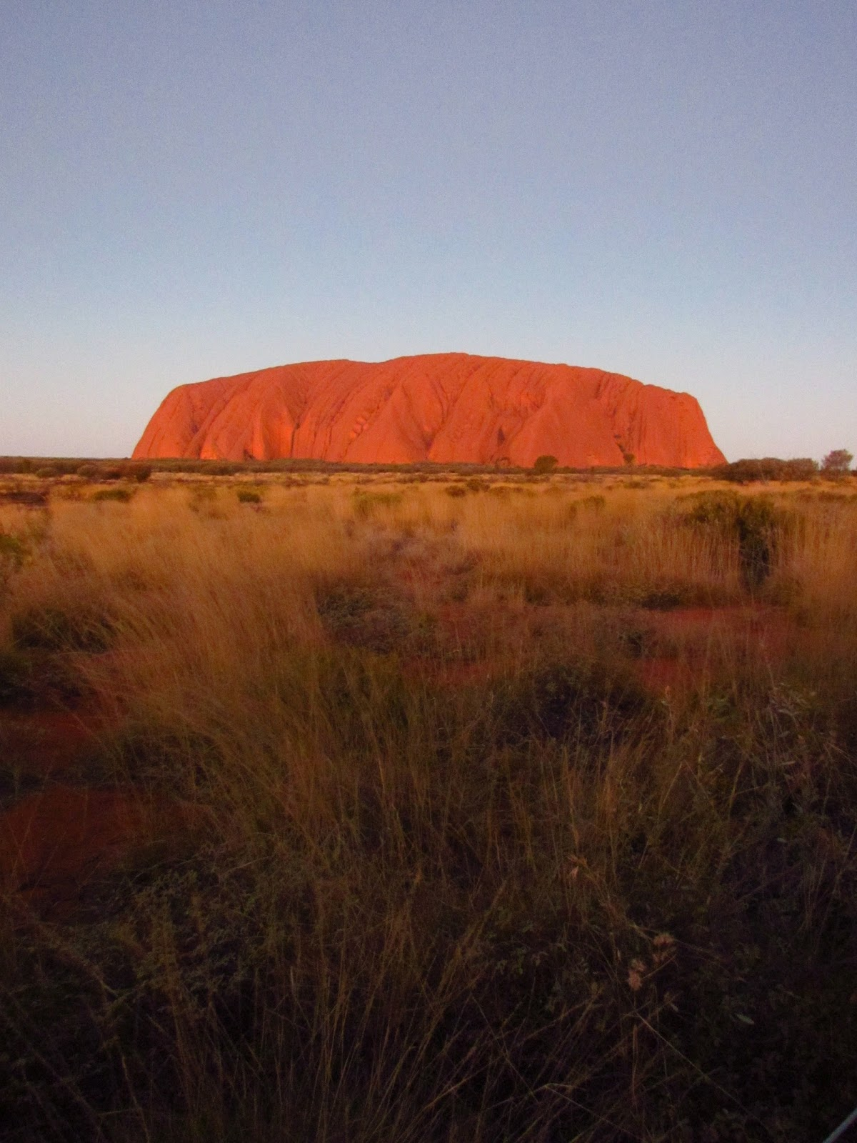 Outback Holiday Uluru Base Walk