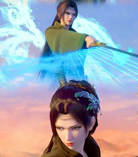 Battle Through The Heavens Season 3 - Yun Yun