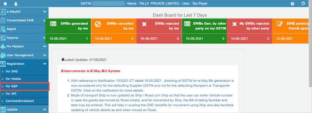 Create-GSP-Registration-for-E-waybill-API