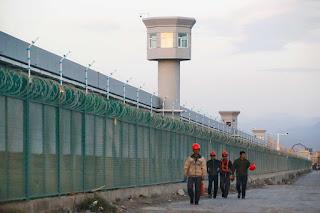 Kamp Xinjiang