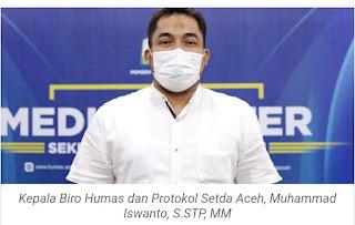 Hendra Saputra ASN Pemerintah Aceh  Cetus Mesin Press Jerami