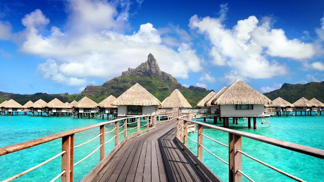 Using JetBlue TrueBlue Points on Hawaiian Airlines to Tahiti