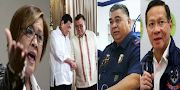 De Lima scores Duterte for letting Sinas, Duque, Roque 'off the hook': 'Pag mahirap kulong, pag hepe, sorry lang'