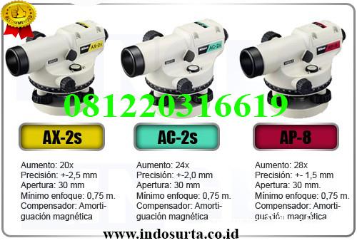 Jual Automatic Level NIKON AC-2S Medan