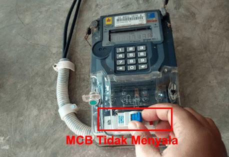 MCB loss contact atau kehilangan daya