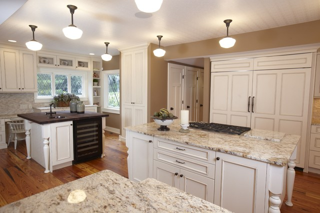 white persia granite countertop