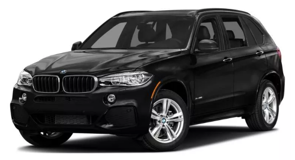 2017 BMW X5 Review Canada
