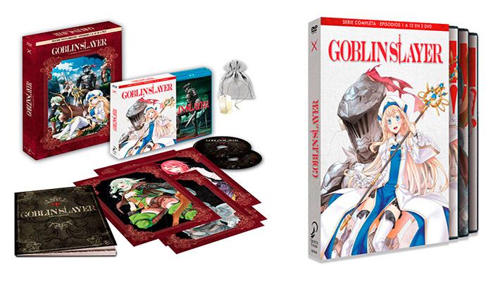 Goblin Slayer BD/DVD - Selecta Visión - anime