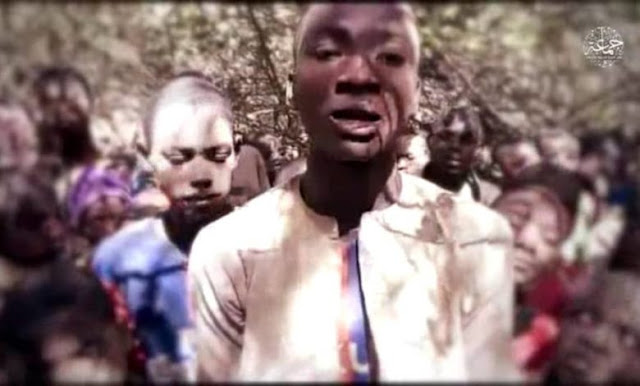 """""""Boko Haram releases video of abducted Kankara students of Kastina state"""""""