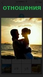 мужчина и женщина, отношения между ними