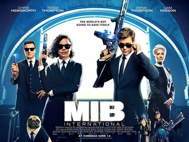 MIB: Internacional | Filme diverte mas, é o mais fraco da franquia