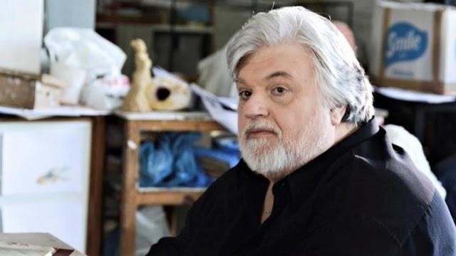 Πέθανε ο σκηνοθέτης Βασίλης Νικολαΐδης