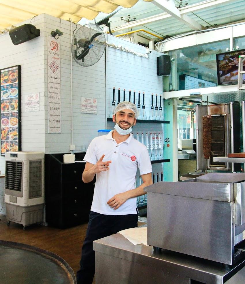 Cafe Al Amar Lebanese Jalan Bukit Bintang