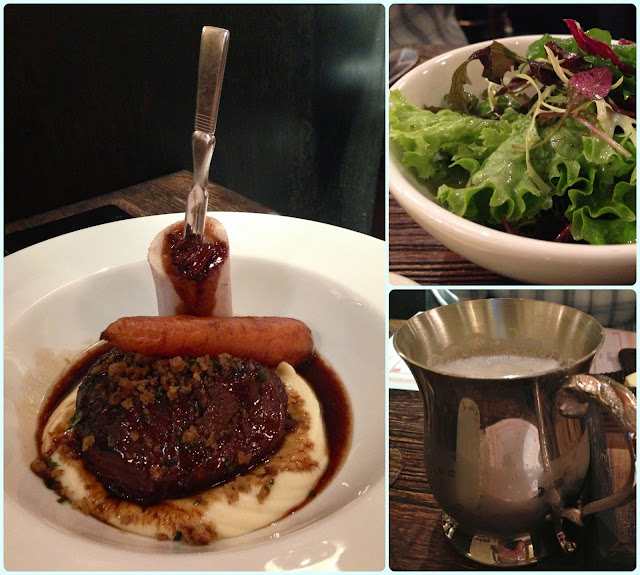 Little Social, London - Slow cooked beef