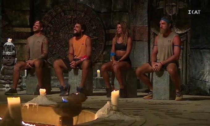 Survivor 4 : Και τρίτη ηχηρή απουσία στον ημιτελικό και τελικό;