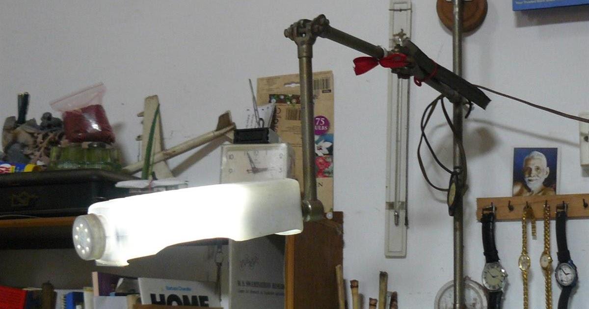 Junk Unjunk Powder Box Lampshade
