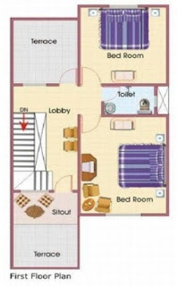 3D house map