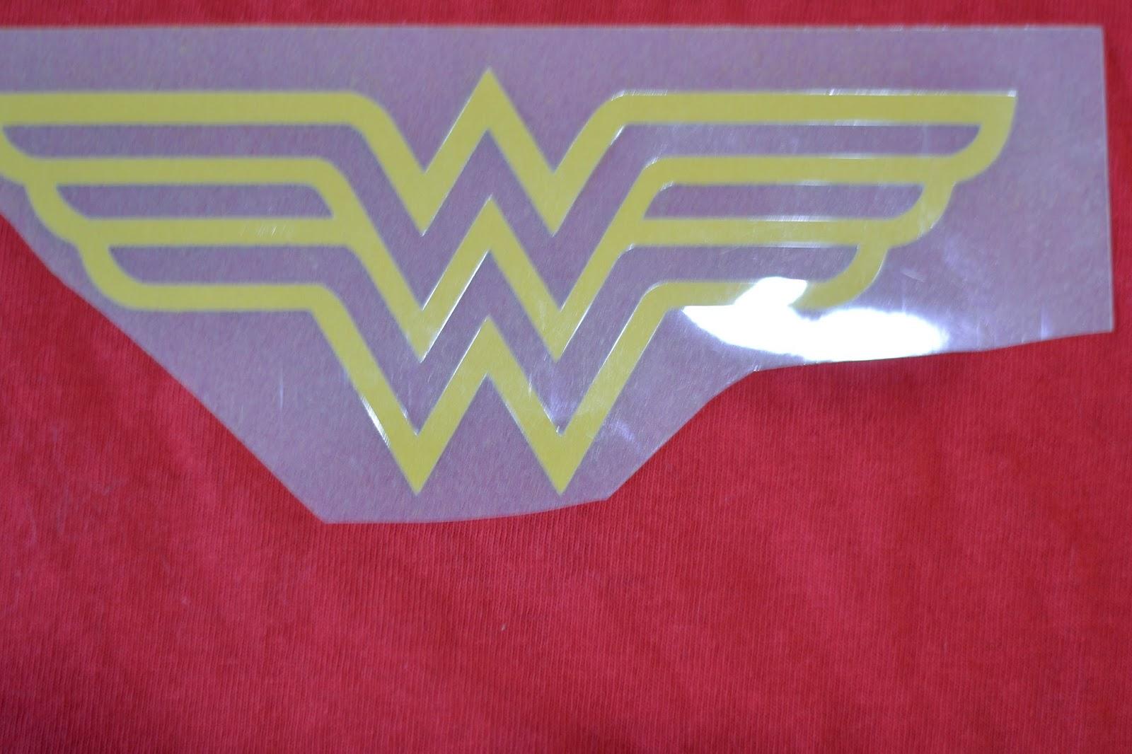 Wonder Woman Mom Costume