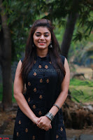 Actress Yamini Bhaskar in a Tight Black Sleeveless Dress ~  Exclusive 39.JPG