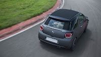 Citroën DS3 Cabrio Racng Concept car rear