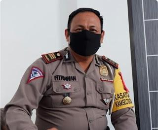 Biaya Pembuatan SIM di Polres Bone Sudah Sesuai PNBP, Ini Kata Kasat Lantas.