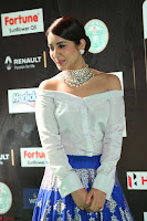 Raashi Khanna in Off Shoulder Top and Blue Skirt Cuteness Overloaded at IIFA Utsavam Awards 2017  HD Exclusive Pics 12.JPG