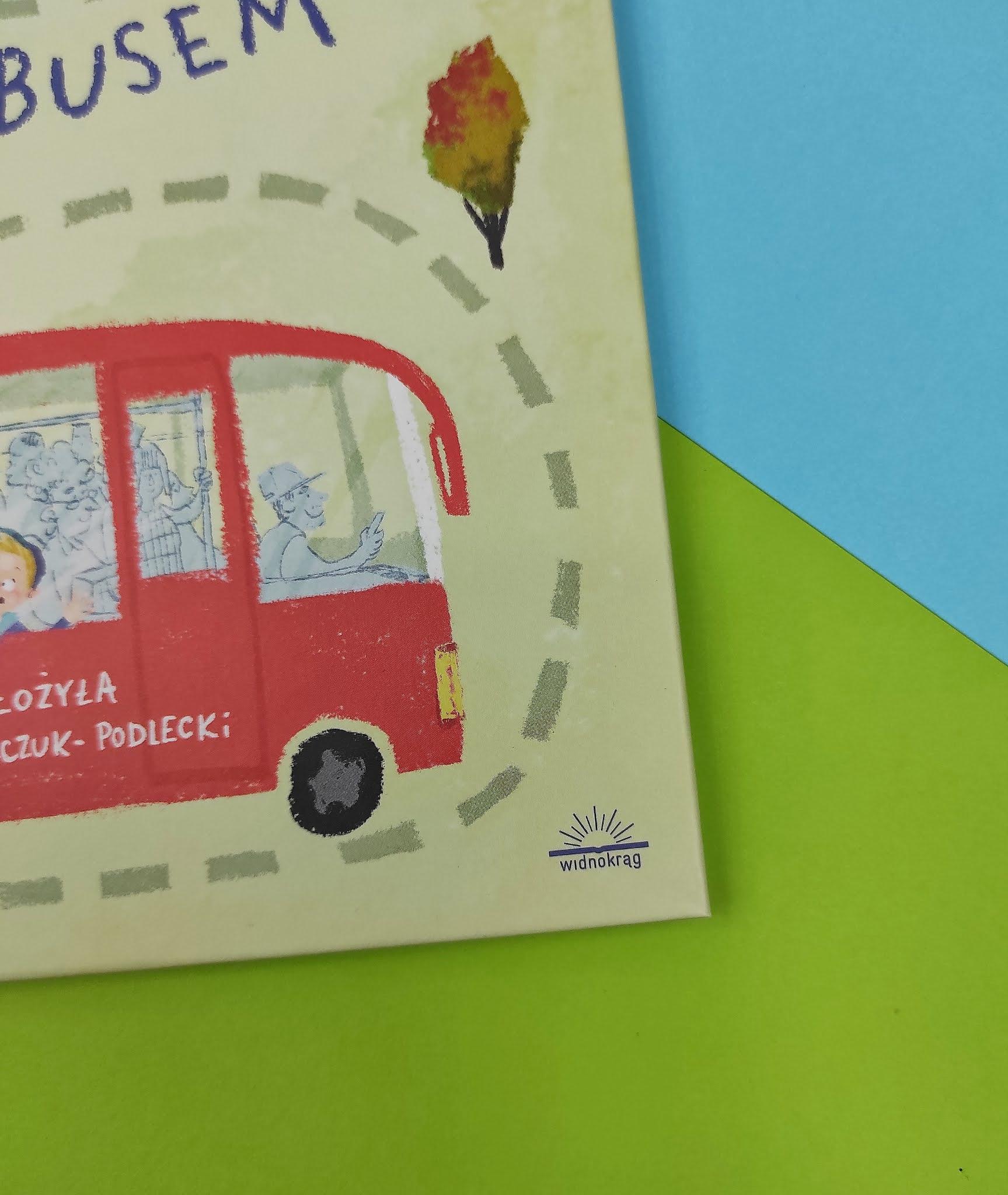"""""""Mati jedzie autobusem"""" Anti Saar"""
