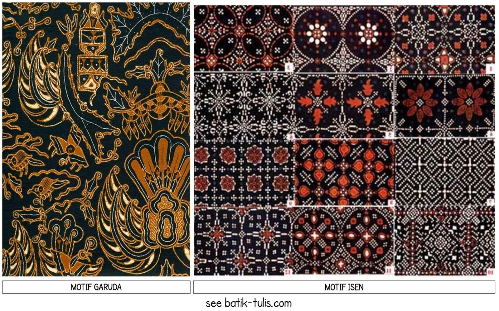 Motif Batik Jogja