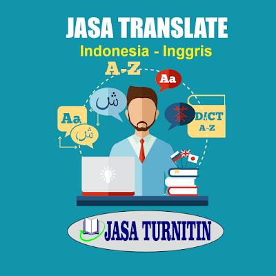 Jasa Translate Inggris Indonesia di Nusa Tenggara Barat