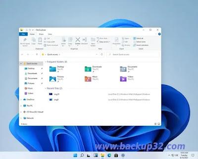 File Explorer in Windows 11