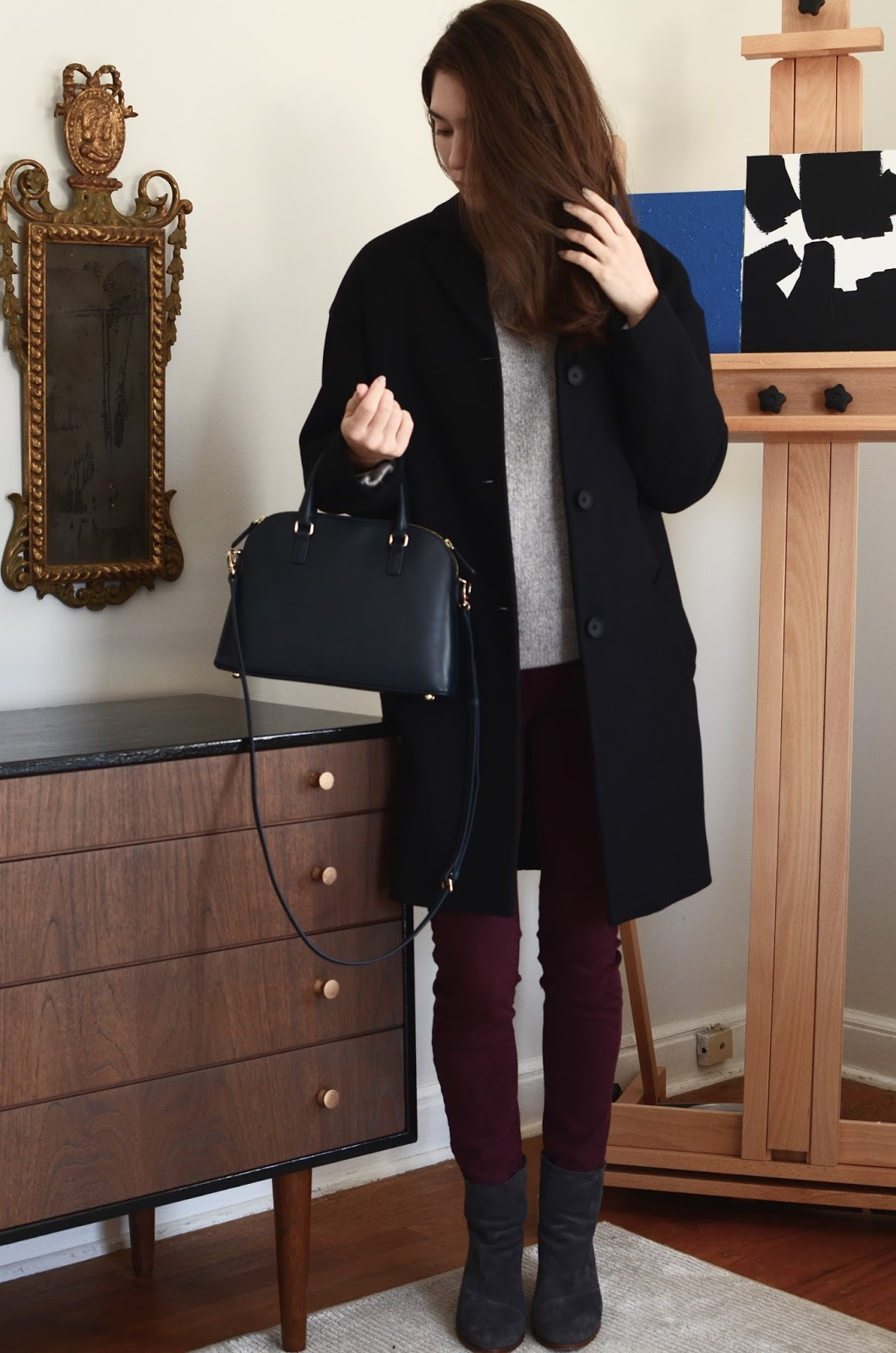 Everlane Cocoon Coat Review Photos