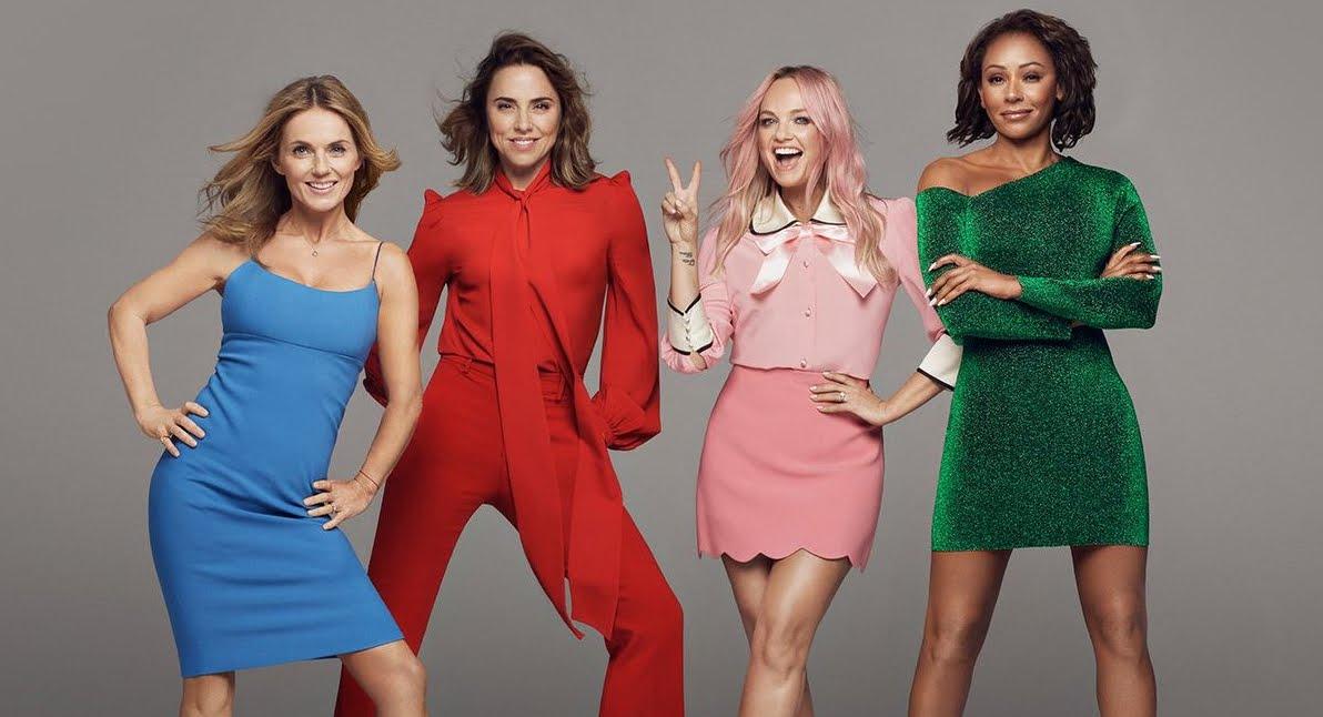 Spice Girls: le date dei concerti di 2019 UK Tour senza Victoria Beckham.