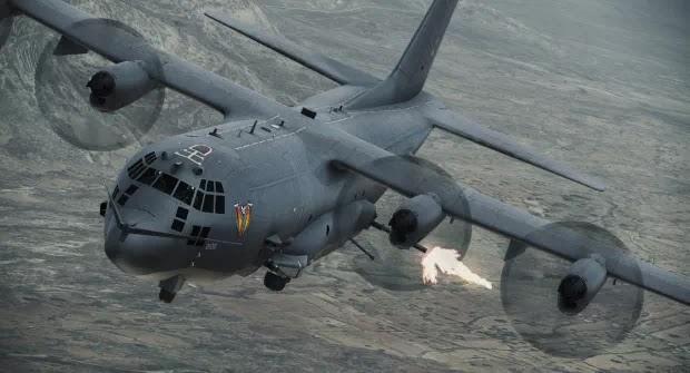 C-130 Hercules: Το ιπτάμενο φρούριο της αμερικανικής Αεροπορίας [Βίντεο]