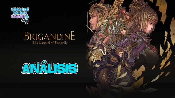 Análisis Bringandine - Legend of Runersia para PS4