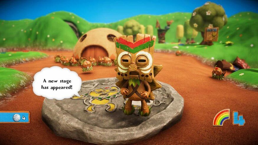 PixelJunk Monsters 2 Version 1.04 Update Is Out For PS4 And Switch