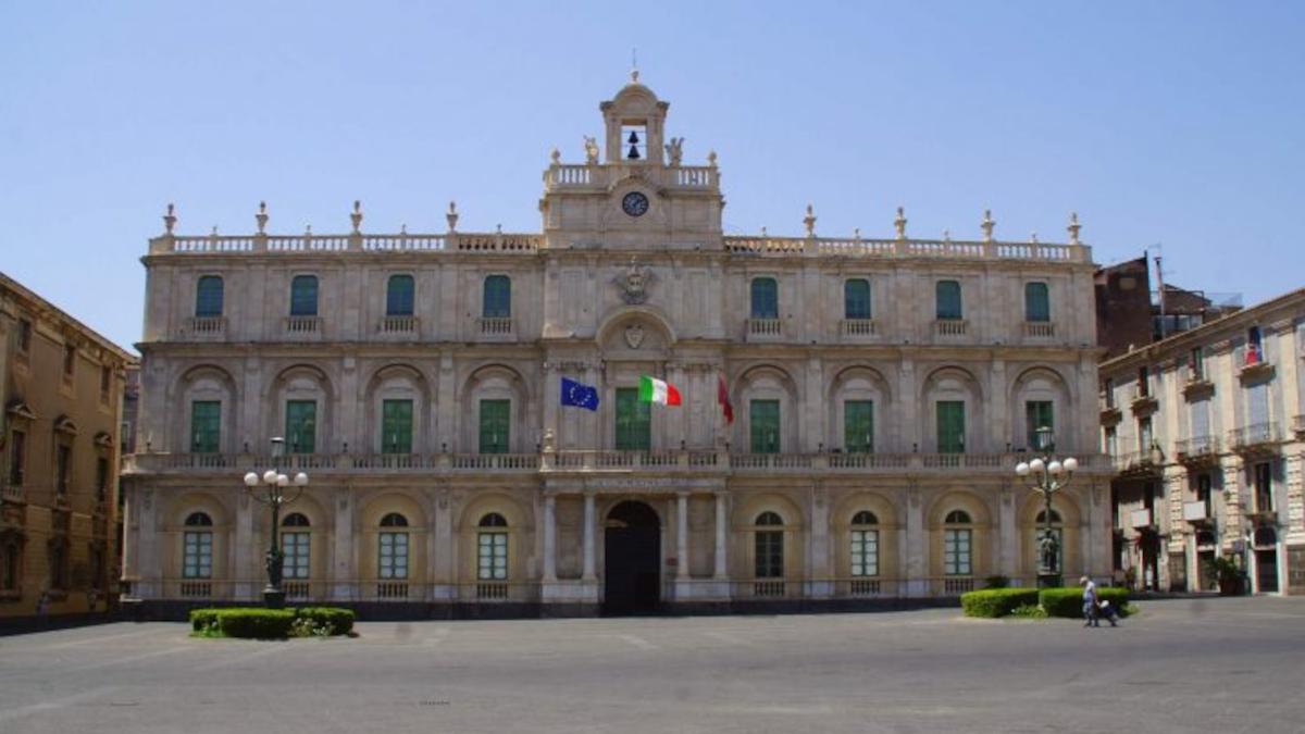 UniCT Università degli Studi di Catania Covid Green Pass
