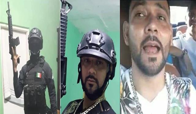 Sicarios del Cártel del Golfo desertan y pasan ahora a ser parte del Grupo de Operaciones Especiales GOPES los Elites en Tamaulipas que cuentan con helicópteros y blindados