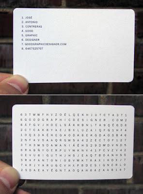 Como fazer bons cartões de visitas