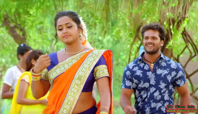 Mehandi Laga Ke Rakhna (2017) is an Indian Bhojpuri language romantic drama film directed by Rajnish Mishra in 2017. The film is produced by Ananjay Raghuraj under the production banner of Ananjay Craft & Vision and Trimurti Entertainment Media Presents. The film is starred by Khesari Lal Yadav and Kajal Raghwani in the lead roles and Awdhesh Mishra, Ritu Singh, Sanjay Mahanand, Sanjay Pandey, Karan Pandey and others in some important roles. The film Mehandi Laga Ke Rakhna (2017) is made on the story of the Telugu film Aadavari Matalaku Arthale Verule (2007) written and directed by Selvaraghavan and starred by Venkatesh and Trisha Krishnan. But this film has been made differently though it is inspired from the Telugu movie. Director has added most of the scenes of the film creatively but a few scenes are made inspired from that Telugu film. There are many adult scenes in the film which have made it to earn over 109 million views in YouTube. Actually, excessive dramatic performance of the characters has made it wasted film. But music and songs are the heart of this film. How romantic music and melody! I extremely love this melody. The songs are awesome with dancing performances. But other performances are not demandable or as usual but more dramatic. Not only casting but also dialogues are also very unnatural and excessive dramatic. I think audiences won't take as natural dialogues. Besides, there is no existence of like a full standard story in the film. Sometimes, a few shots have made a sequence that does not create any meaning. I think director has gifted a wasted film instead to provide an extra ordinary movie. He wanted to show his own creativity in the film.  He has created some creative scenes. But I think these are not creative scenes. If he made this film as a remake from the original film, it would become more meaningful on the village perspective. But the idea to make a different film from the original is most praiseworthy. I like the ideology. But materialization is most problematic in the field. And the reality we see in the film.Two things have helped me to like this film. 1. Its sweet melody 2.the film is unpredictable. But you watch other films made based on the original Telugu films, you must feel it an unpredictable film. But if you watch it at first without watching other remakes, it will be most predictable. Many films have been made from the story of the original story of the Telugu movie Aadavari Matalaku Arthale Verule (2007). So, I will suggest you to watch the original movie after that the other hit remake movies.  1. Telugu Movie Aadavari Matalaku Arthale Verule (2007)  2. Tamil movie Yaaradi Nee Mohini (2008)    3. Kannada movie Anthu Inthu Preethi Banthu (2008)  4. Odia movie Prema Adhei Akhyara (2010)  5. Bengali film 100% Love (2012)  Watch the full Bhojpuri movie Mehandi Laga Ke Rakhna (2017) from YouTube…