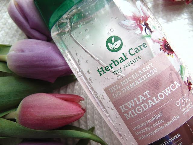 Herbal Care - Żel Micelarny do demakijażu, Kwiat Migdałowca - Laboratorium Farmona