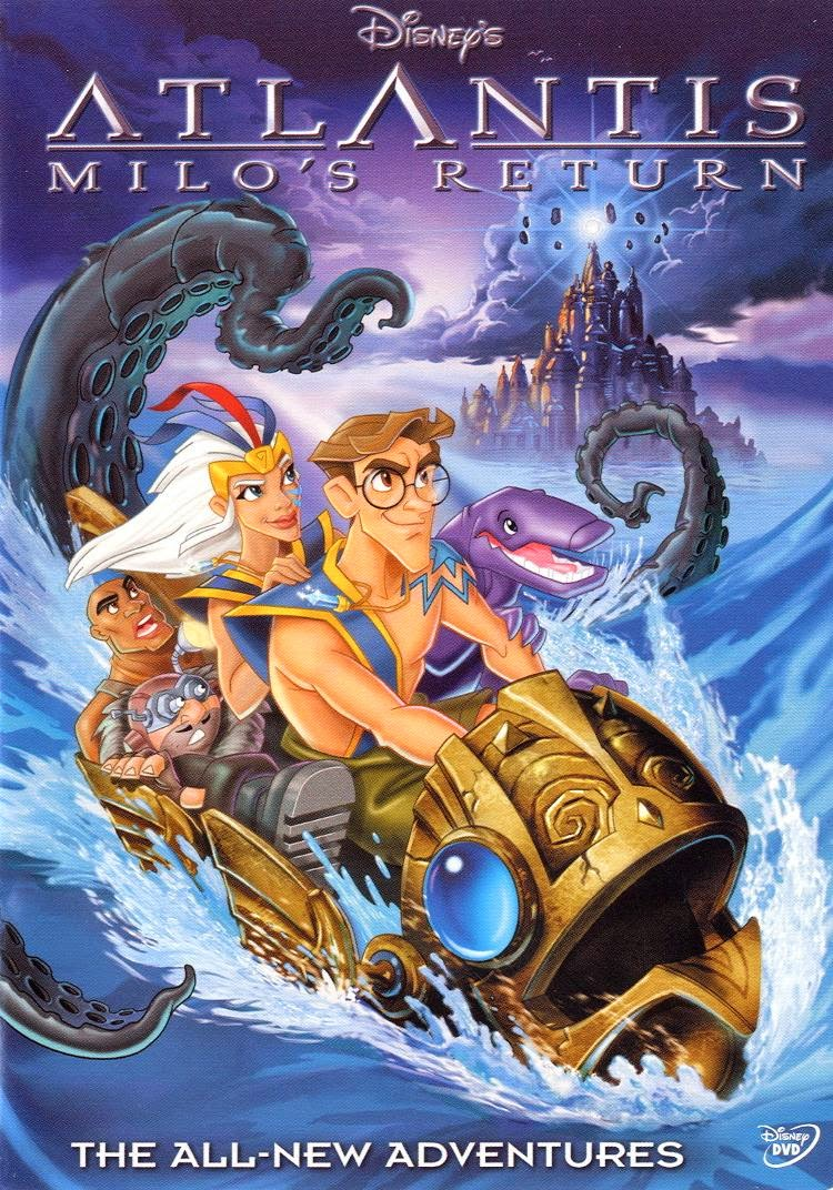 Watch Atlantis: Milo's Return (2003) Online For Free Full Movie English Stream