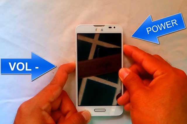 Resetear un celular LG L65 D280