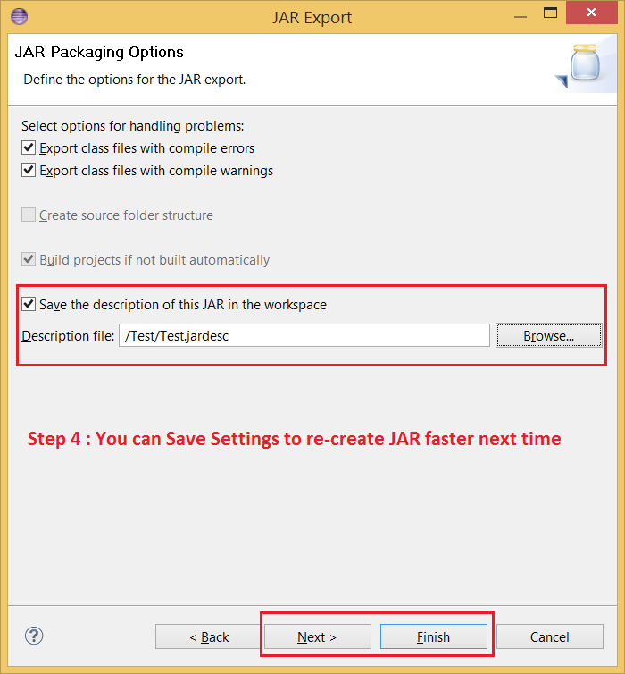 How to Make Executable JAR file in Eclipse IDE - Java | Java67