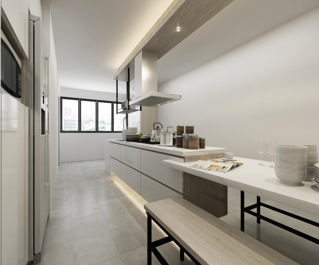 Interior Design Guide Hdb 3 Room Interior Design Minimalist Design Concept