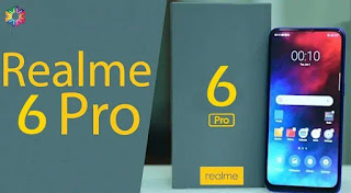 Realme 6 price in Bangladesh