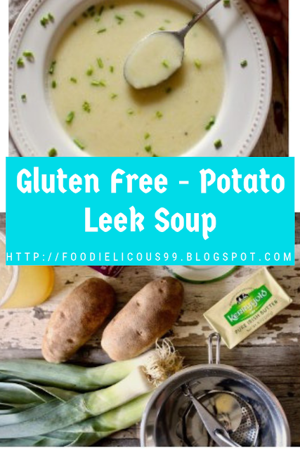 Gluten Free – Potato Leek Soup