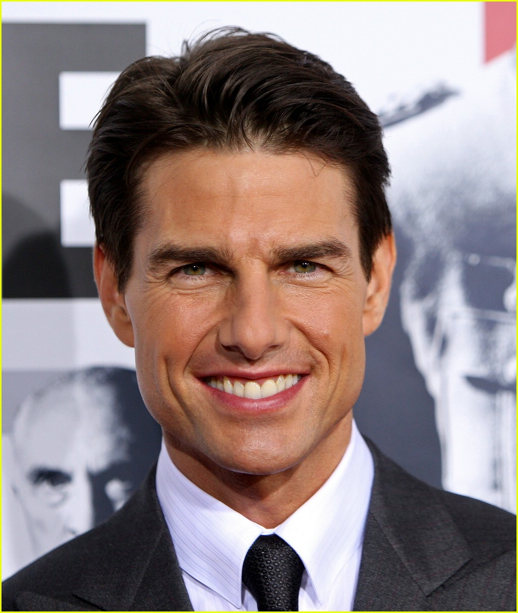 Hairstyles For Men Tom Cruise Hairstyles The Sleek