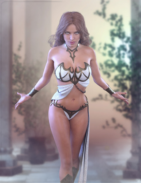 Z Mythical Legend - Poses for Genesis 3 Female