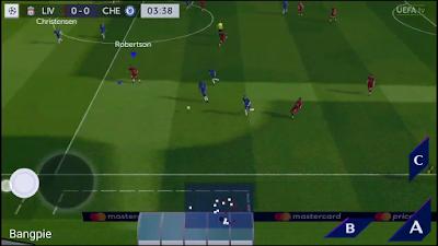 FTS 20 UEFA Champions League Mod Season 2019/2020